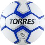 Мяч футбольный TORRES BM 1000 Mini размер 1