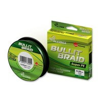 Плетеный шнур Allvega Bullit Braid Dark Green 92м