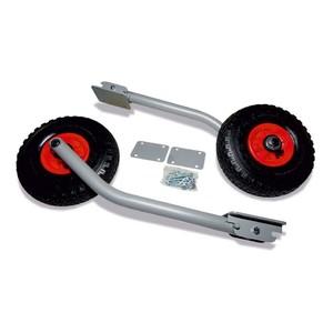 Транцевые колеса Патриот-ТР удлиненные, трансформеры откидные фото
