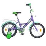 Велосипед Novatrack Urban фиолетовый