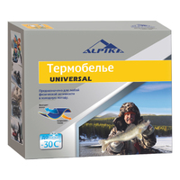 Термобелье мужское Alpika Universal