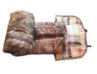 Спальный мешок-одеяло Eurowool из 100% верблюжьей шерсти
