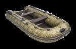 Надувная лодка Ривьера 3200 СК Компакт Камыш