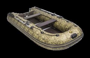 Надувная лодка Ривьера 3200 СК Компакт Камыш фото
