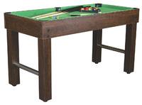 Многофункциональный игровой стол Mixter 3 в 1 (футбол, бильярд, настольный теннис)