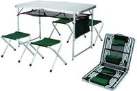 Набор VOLNIX (стол+4 стула)