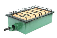 Газовая плита-обогреватель Следопыт Сибирячка ГИИ-3,65 кВт MB-GH-I03