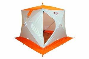 Зимняя палатка куб Призма 185x185 фото