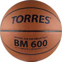 Мяч баскетбольный TORRES BM600 размер 7