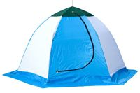 Палатка-Зонт (Д) зимняя Элит 2-местная (дышащая)