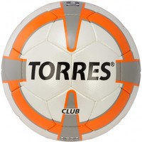 Мяч футбольный TORRES Club размер 5