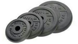 Диск-блин обрезиненный (Titan Barbel) 10 кг фото