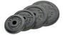 Диск-блин обрезиненный (Titan Barbel) 15 кг title=