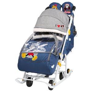 Санки-коляска Disney baby 2 фото