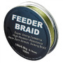 Плетеный шнур Sufix Feeder Braid Gore Olive Green 100м title=