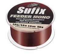 Леска монофильная Sufix Feeder Mono Burgundy 150м