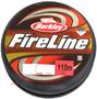 Плетеный шнур Berkley FireLine Red 110м title=