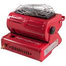 Портативный газовый обогреватель 2 в 1 ECOS с переходником