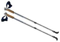 Палки для скандинавской ходьбы 90-140 см телескопические Gekars Vitida