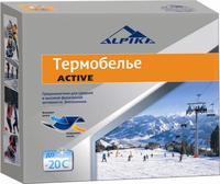 Термобелье мужское Alpika Active