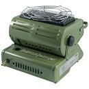 Газовая плита-обогреватель 2 в 1 ECOS с переходником