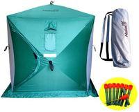 Палатка куб зимняя Helios 3