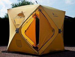 Палатка зимняя Tramp Ice Fisher 2 фото