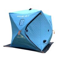 Зимняя палатка Alpika IceKyb-T 3 (трехслойная)