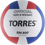 Мяч волейбольный TORRES BM800 размер 5