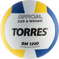 Мяч волейбольный TORRES BM1200 размер 5
