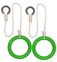 Кольца гимнастические круглые КГ01В