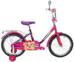 Детский велосипед Camila розовый