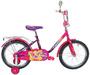 "Детский велосипед Black Aqua 16"" Camila title="