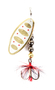Вращающаяся блесна Lucky John Shelt Blade SB01-002 title=