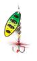 Вращающаяся блесна Lucky John Shelt Blade SB02-008 title=