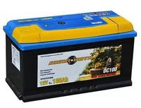 Аккумулятор MK-DC 100 (глубокой разрядки, 100 а/ч)