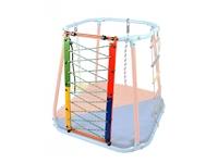 Веревочный лаз - модуль для ДСК