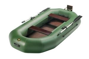 Гребная надувная лодка Таймень N-270 С ТР фото