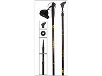 Палки Илвес для скандинавской ходьбы 84-140 см телескопические (NH-1-43)