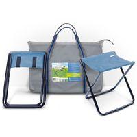 Набор из двух походных стульев в сумке