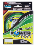 Плетеный шнур Power Pro Hi-Vis Yellow 135м