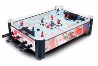 Настольный хоккей Red Machine с механическими счетами