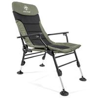 Карповое кресло Кедр с подлокотниками SKC-01