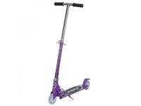 Самокат Foxx фиолетовый 100мм