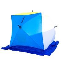 Зимняя палатка Стэк КУБ 2 (трехслойная)