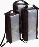 Баул Sarma водонепроницаемый ПВХ (коричневый) C010-1 50л