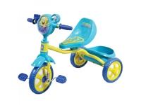Велосипед трехколесный Губка Боб