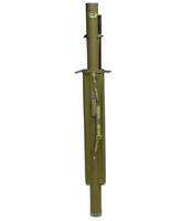 Тубус для удилищ Aquatic с 2 карманами ТК-110-2