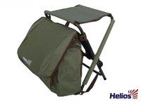 Стул складной с рюкзаком (HS97718) Helios