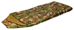Спальный мешок Сталкер Богатырь с капюшоном и москитной сеткой